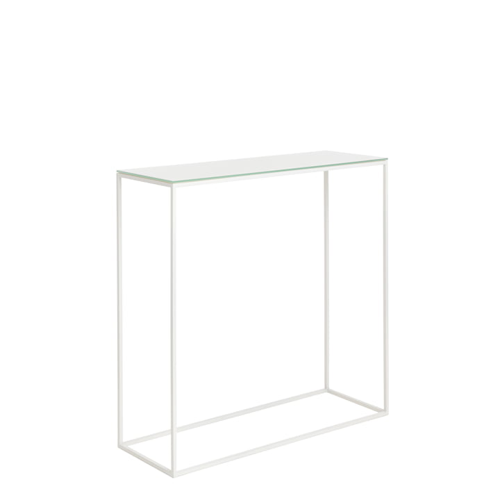 Rack Console Table by Schönbuch in white