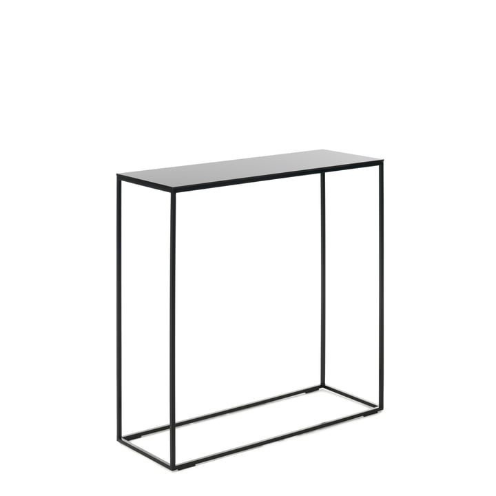 Rack console table by Schönbuch in black