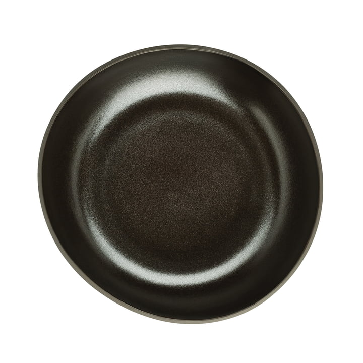 Junto plate Ø 22 cm deep by Rosenthal in slate gray