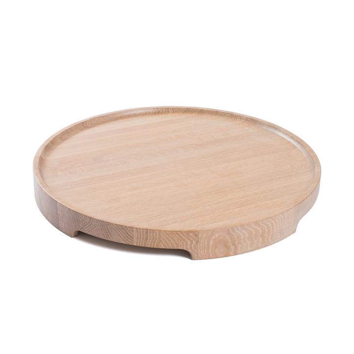 Tray It by Sack It in Lightly Stained Oak