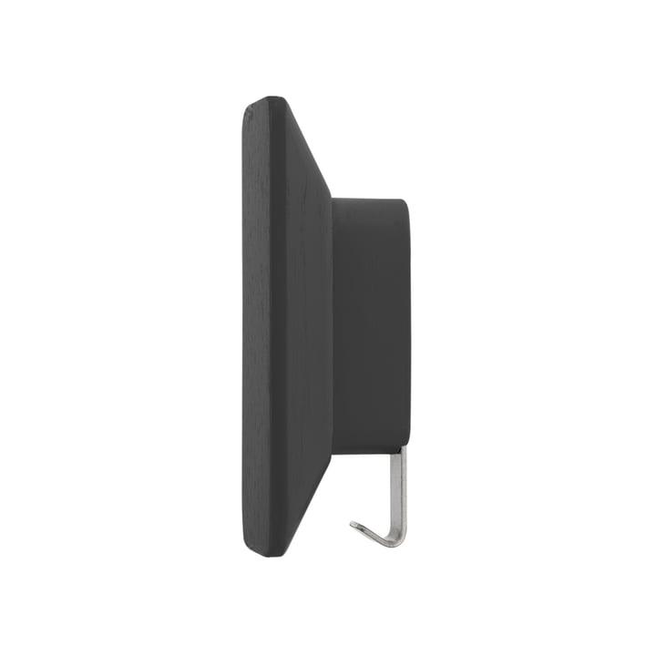 0380 Wall Hooks by Schönbuch in Slate Black