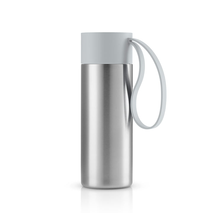 To Go thermo mug 0.35 l by Eva Solo in marble grey