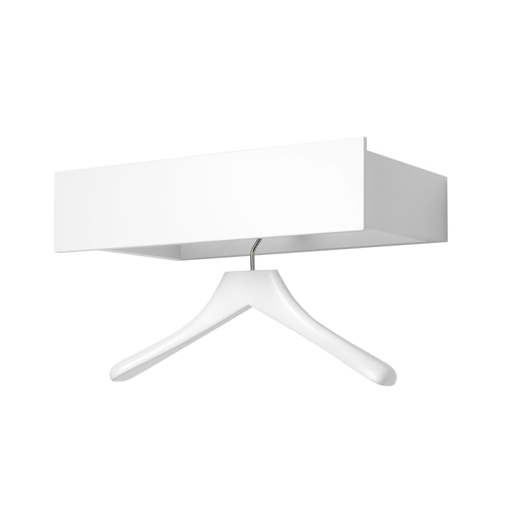 Urban Coat Rack 40 cm by Schönbuch in snow white (RAL 9016)