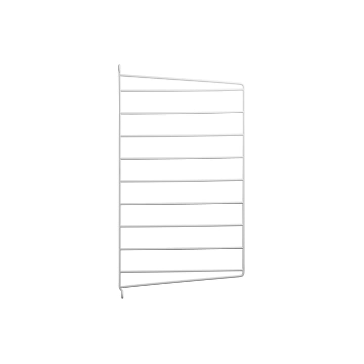 Wall Panel for String System 50 x 30 cm by String in White