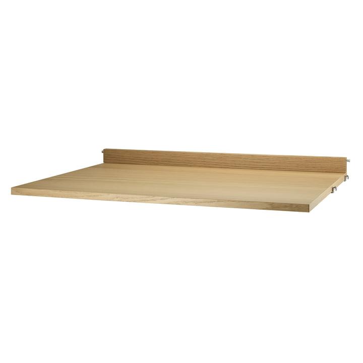 Work Desk 78x58 cm by String in ash
