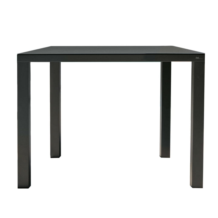 Easy Table 90 x 90 cm by Fast in Black