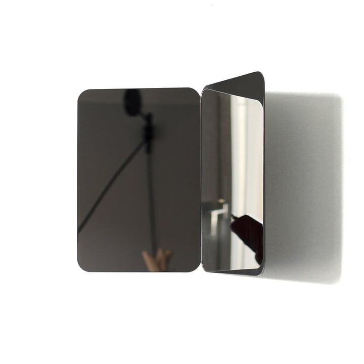 124° mirror, small by Artek
