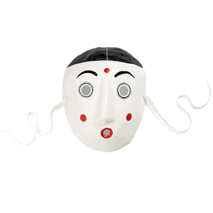Mood Mask by Hay in White