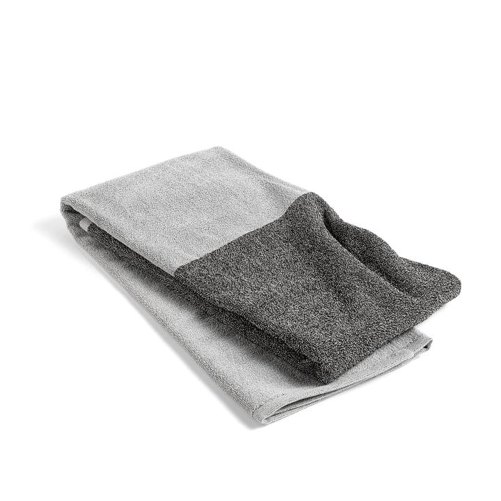 Cotton Towel Compose by Hay 140 x 70 cm