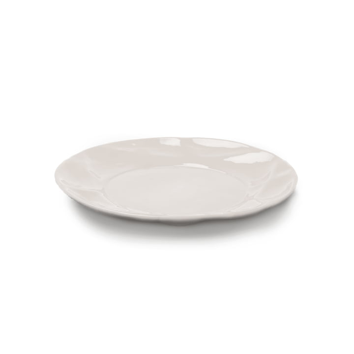 Succession Plate Ø 21 cm by Petite Friture in White