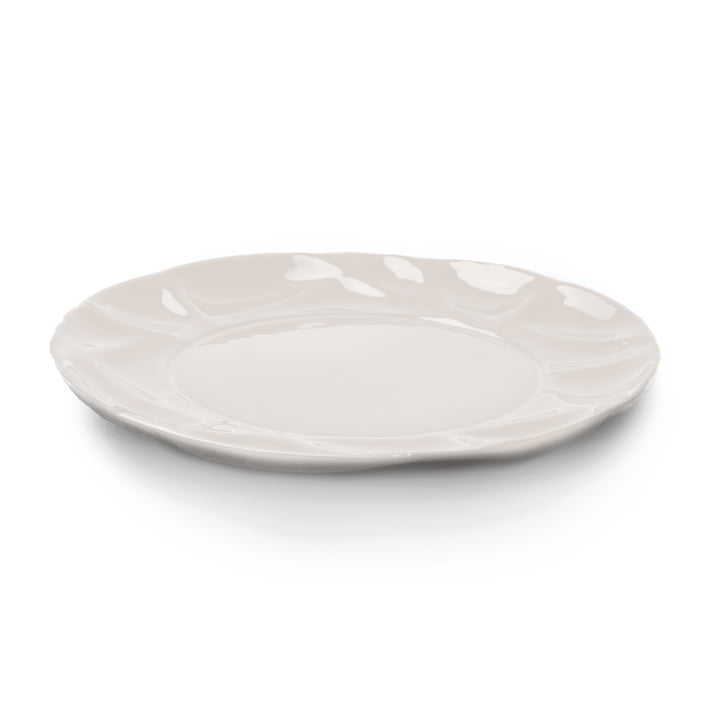 Succession Plate Ø 26 cm by Petite Friture in White