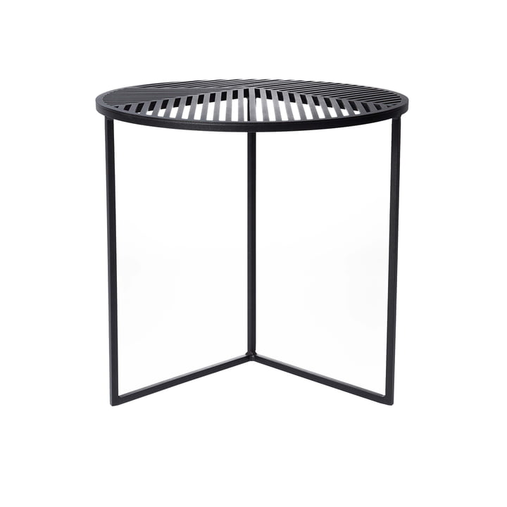 Iso-B Side Table by Petite Friture in Black