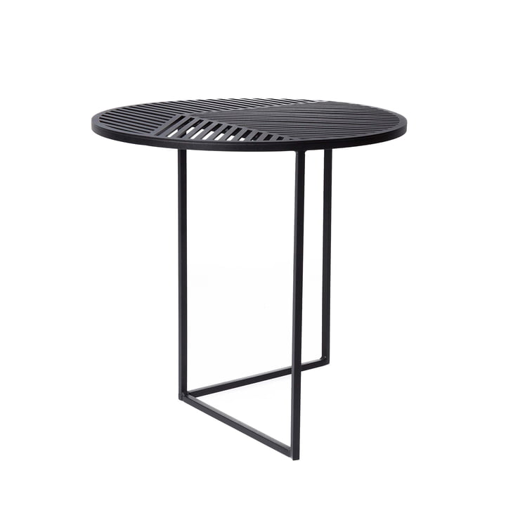 Iso-A Side Table by Petite Friture in Black