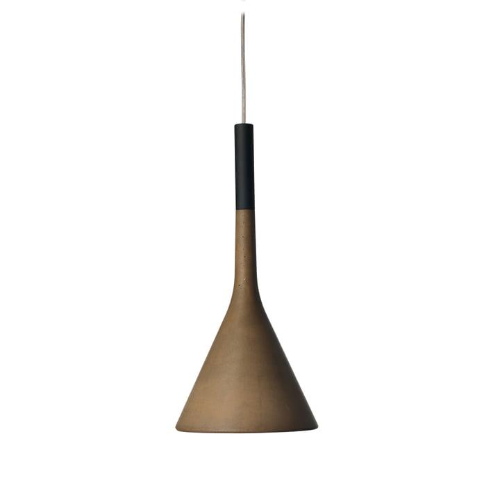 Foscarini - Aplomb pendant lamp, brown