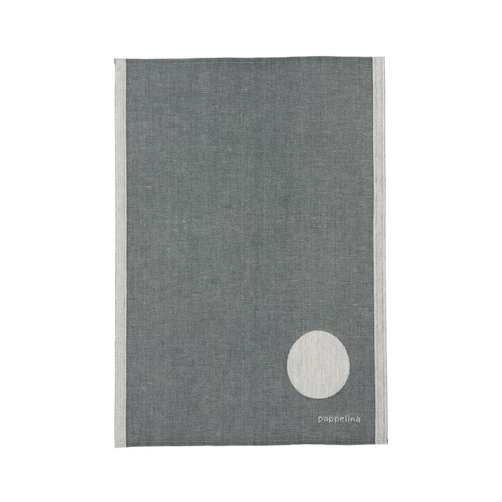 Jonte Tea Towel by Pappelina 46 x 66 cm in Charcoal