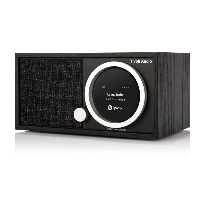 Tivoli Audio - ART Model One Digital Radio, black / black