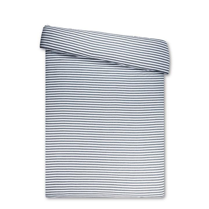 Tasaraita Duvet Cover by Marimekko in Grey / White