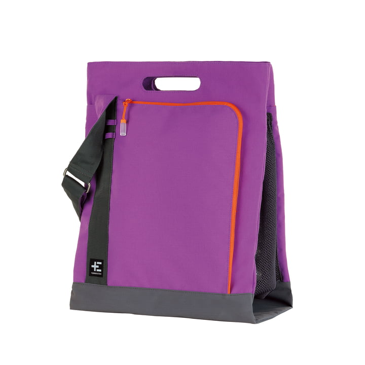 The Tama Kopu Beach Bag by Terra Nation in Purple