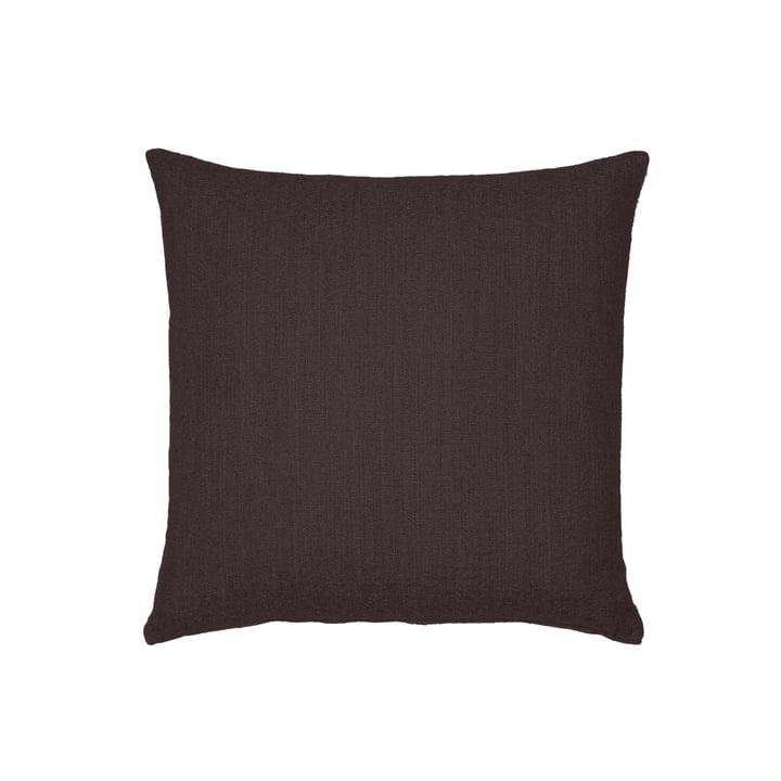 Vitra - Soft Modular Sofa, Cushion 40 x 40 cm, black brown (Laser 06)