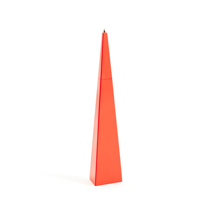 Standing Pen by Areaware in Red Triangle