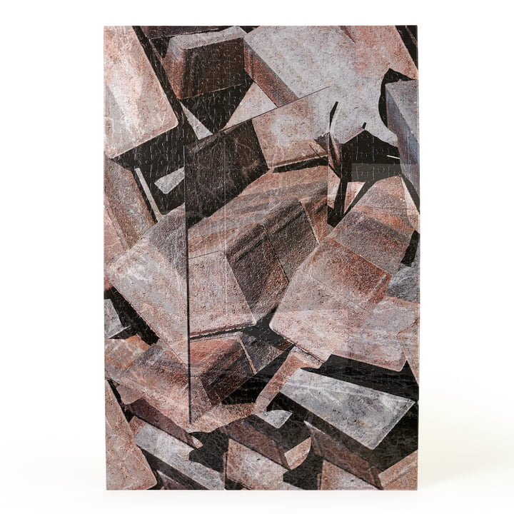 Puzzle in Puzzle Stone by Areaware