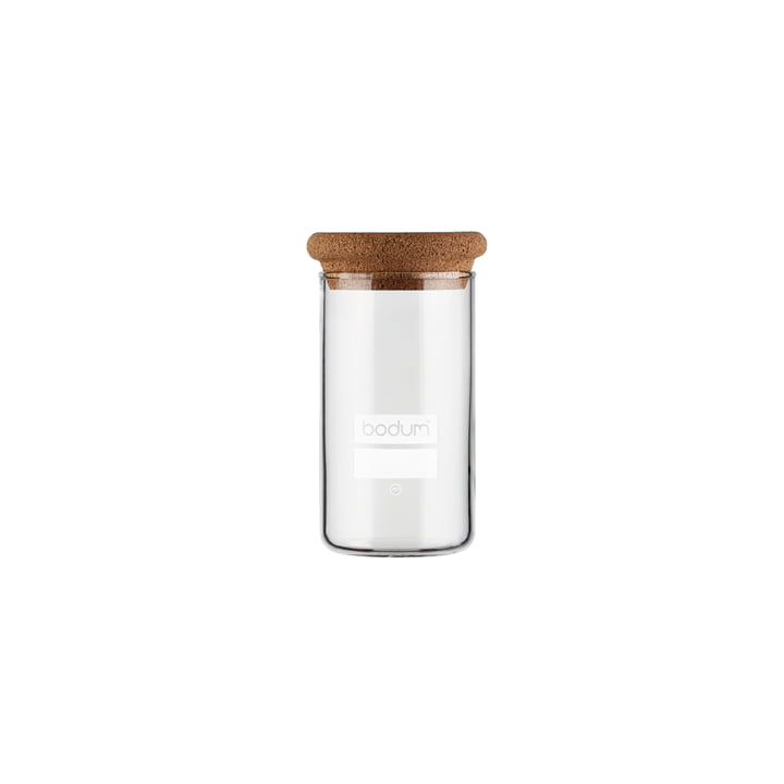 Yohki Storage Jar, 0.25 l with Cork Lid by Bodum