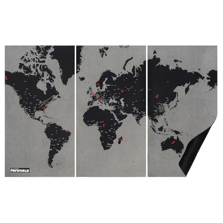 Palomar - Pin World, extra large, black