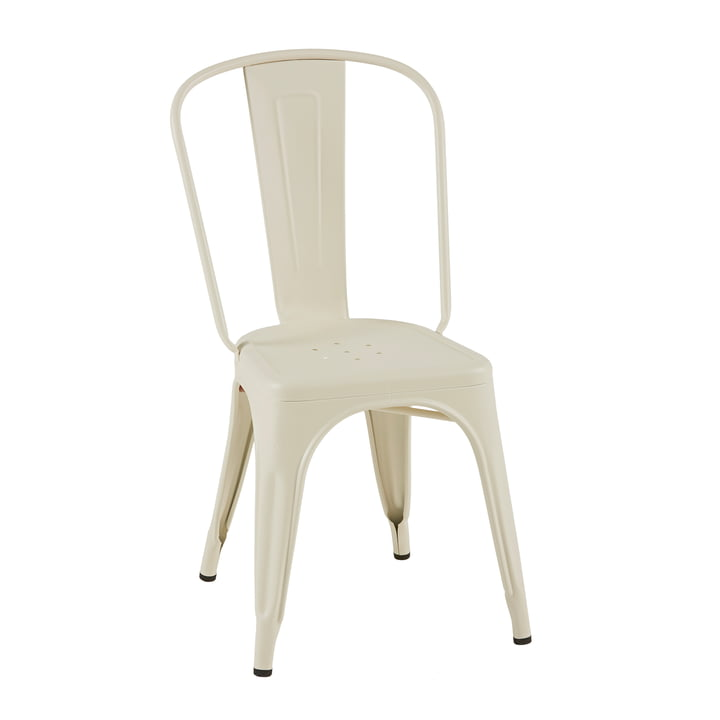 A Chair by Tolix in Matt Ivory