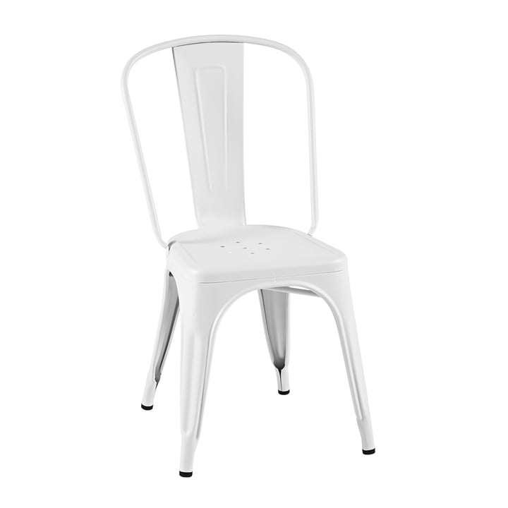 The A Chair by Tolix in White