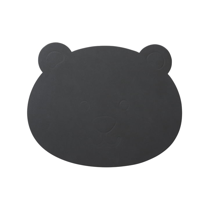 Children table set Bear by LindDNA in Nupo anthracite