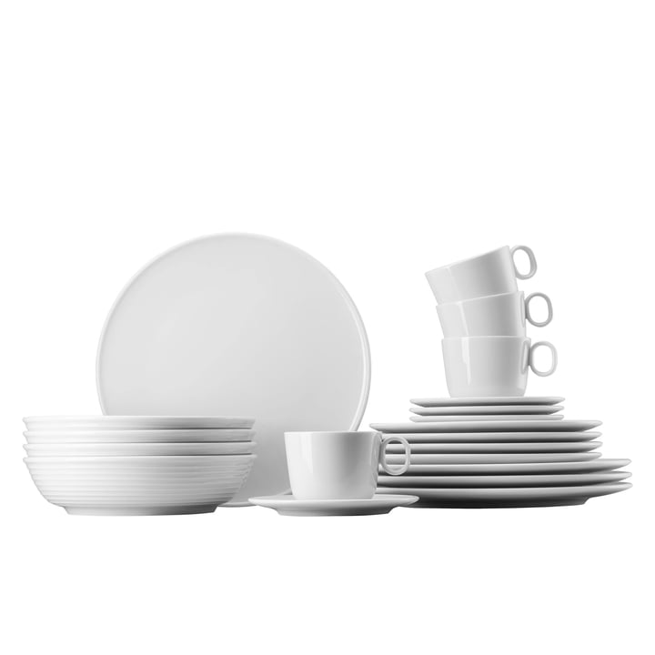 Ono Combo Set (20 PCs) by Thomas in White