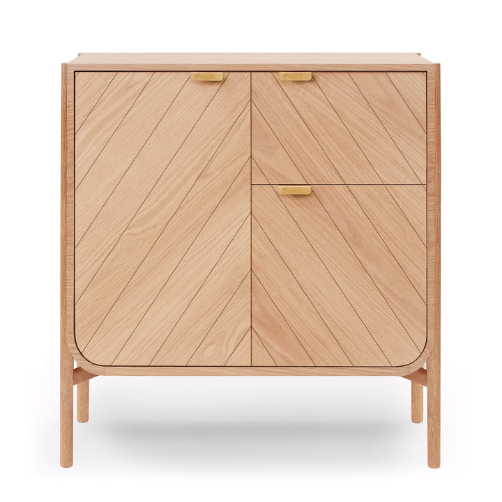 Marius chest of drawers 120 cm from Hartô in oak nature