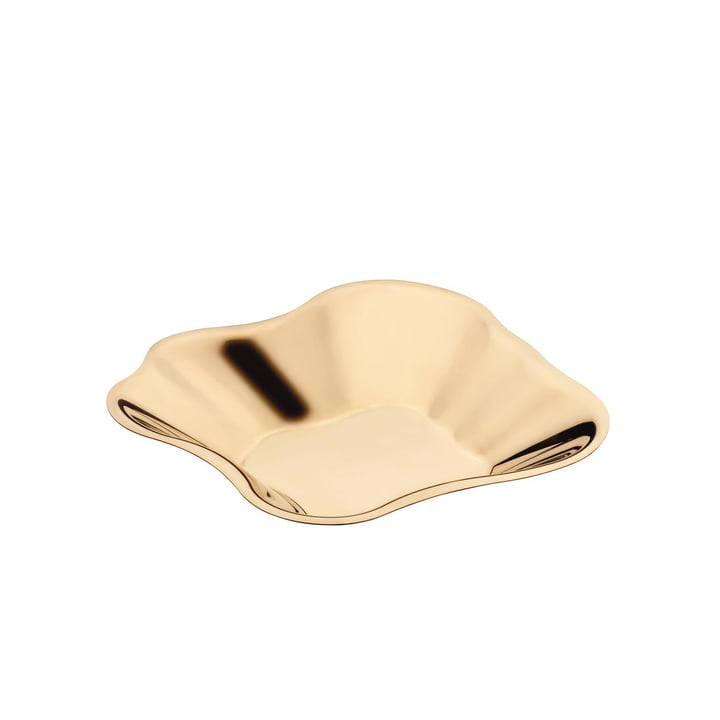 Aalto bowl flat 60 x 358 mm from Iittala in rose gold