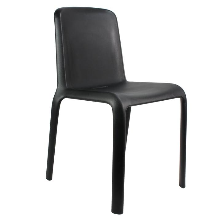 Jan Kurtz - Snow Stackable Chair 300, black