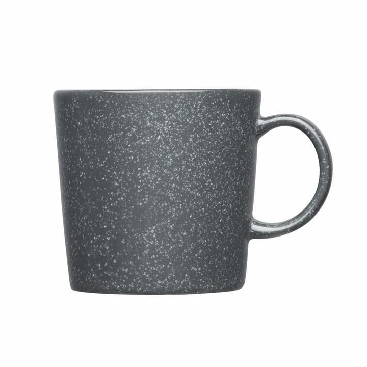 Teema Mug with Handle, 0.3 l by Iittala in Speckled Grey
