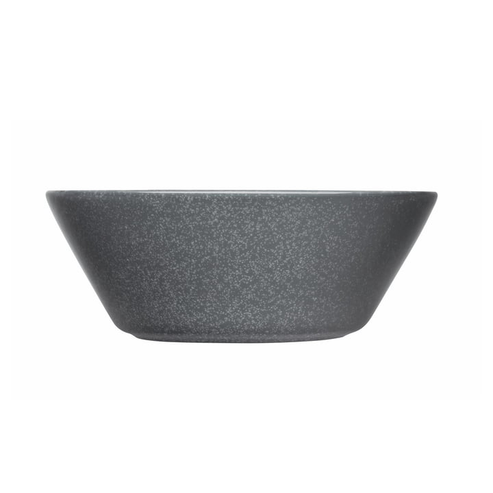 Teema Bowl / Deep Plate Ø 15 cm by Iittala in Speckled Grey: