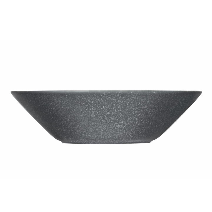 Teema bowl / deep plate Ø 21 cm by Iittala in speckled grey