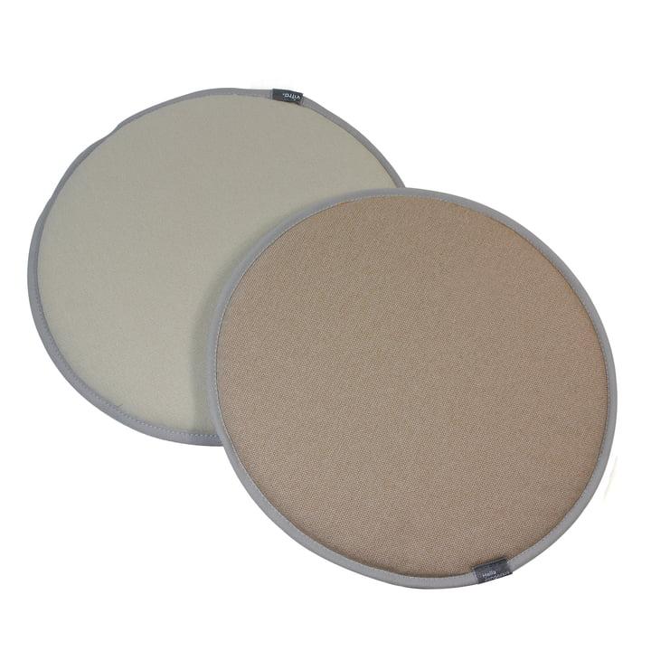 Vitra - Seat Dots, parchment / cream