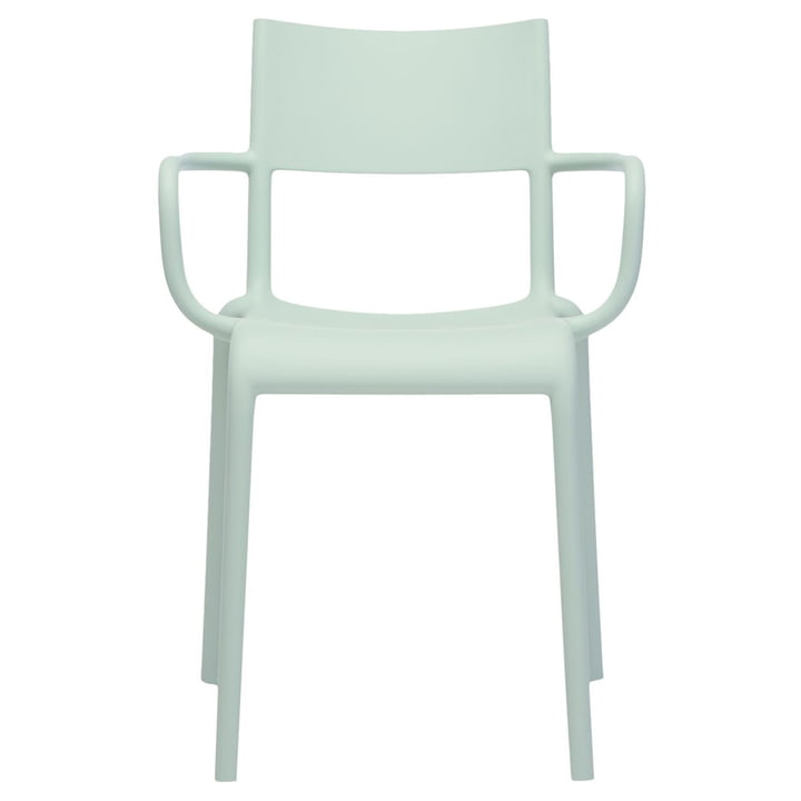 Kartell - Generic A Chair, sage green