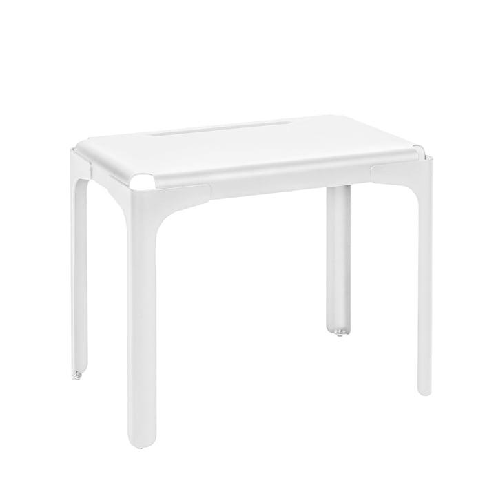 Buy the Rhino kids table by Tolix in matt white