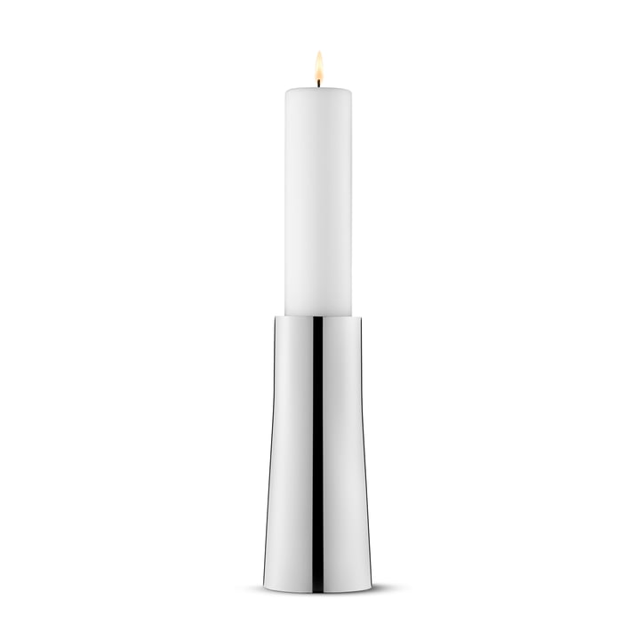 Ambience Candleholder by Georg Jensen out of Stainless Steel