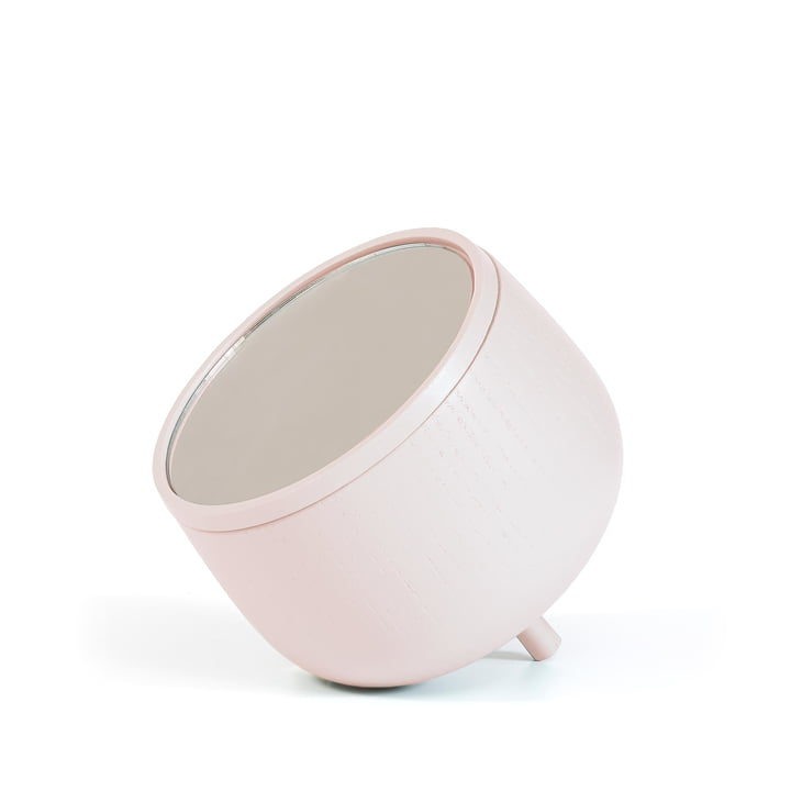Edmée Jewellery Box by Hartô in Pale Pink