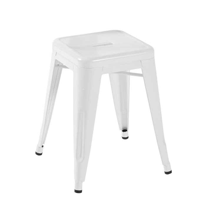 Tolix - H45 Stool Indoor, matt white