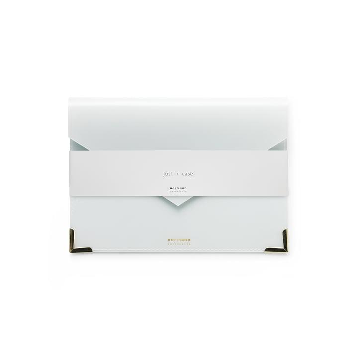 Envelope folder small by Normann Copenhagen in White