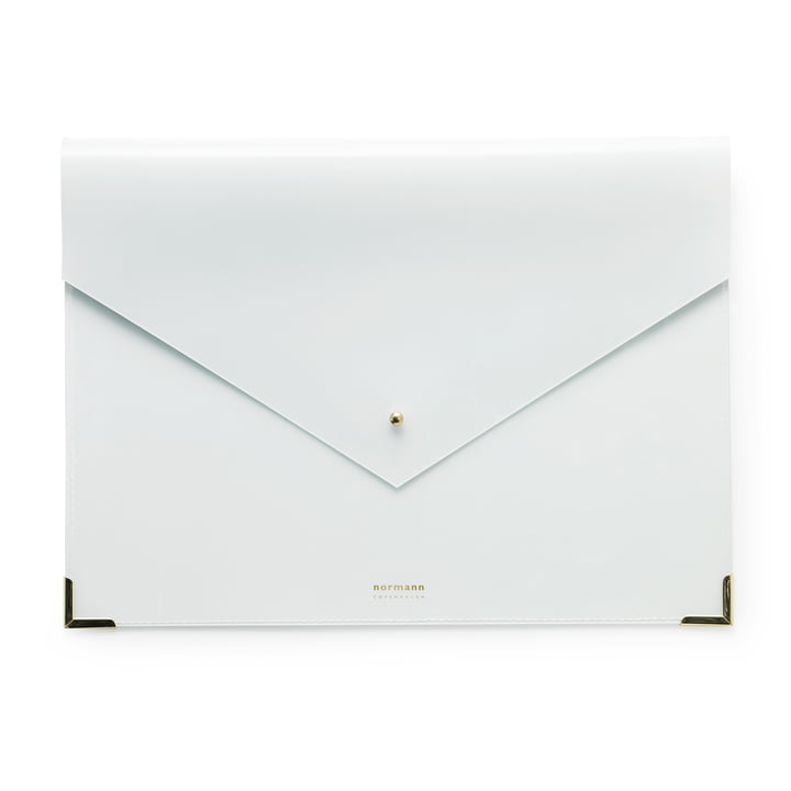 Large briefcase by Normann Copenhagen in white