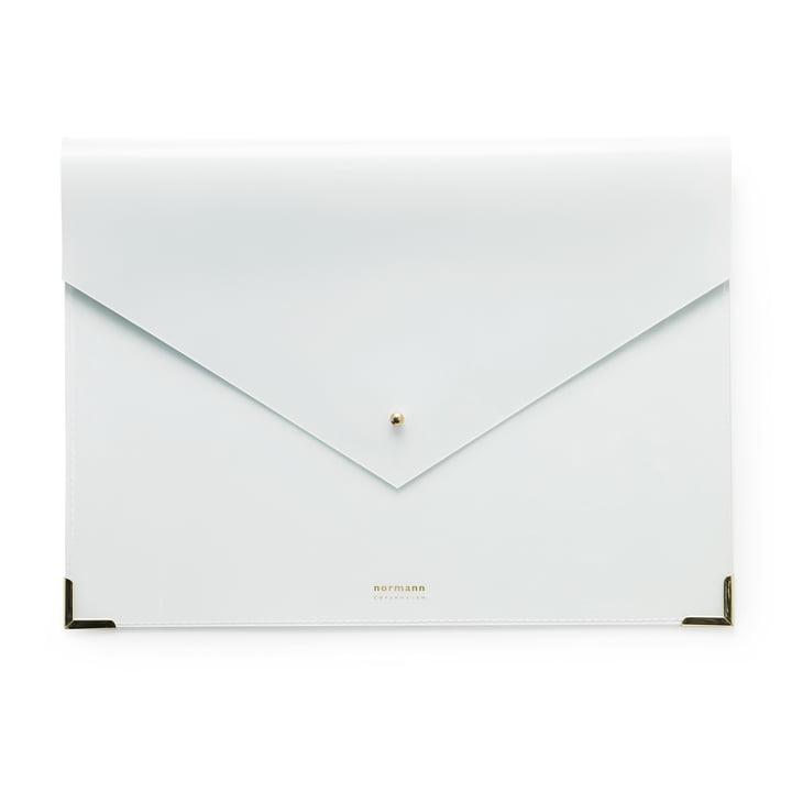 Envelope Folder Big by Normann Copenhagen in White