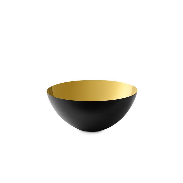 Krenit Bowl 7,1 x Ø 16 cm from Normann Copenhagen in gold