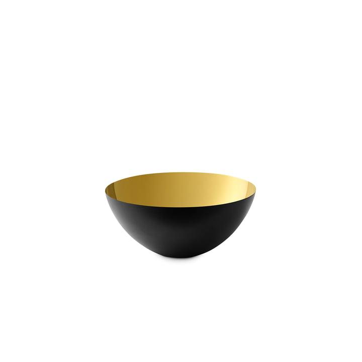 Krenit Bowl Ø 12,5 cm from Normann Copenhagen in gold
