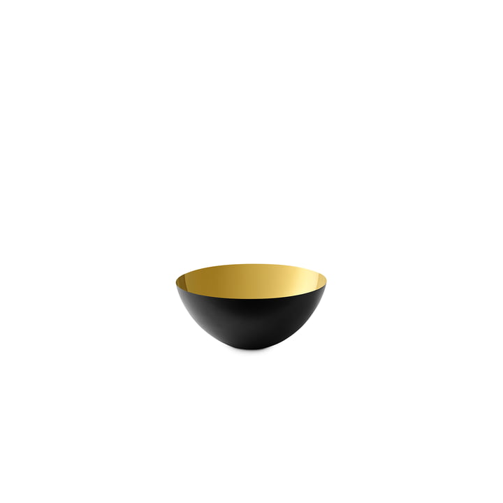 Krenit Bowl Ø 8,4 cm from Normann Copenhagen in gold