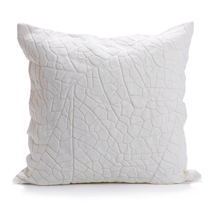 Mika Barr - Vein Cushion Cover, 50 x 50 cm, white